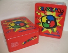 Keezbord Storage Box
